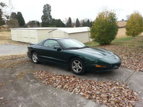 sell used 1997 pontiac firebird 3 8 in maryville tennessee united states
