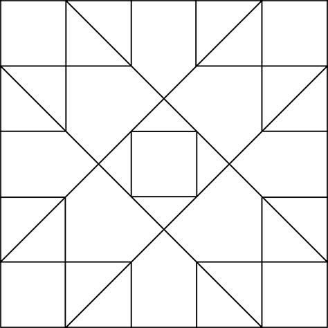 geometric pattern block templates geometric block pattern 88 clipart etc