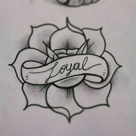 tattoo ideas loyalty flash loyalty tattoos
