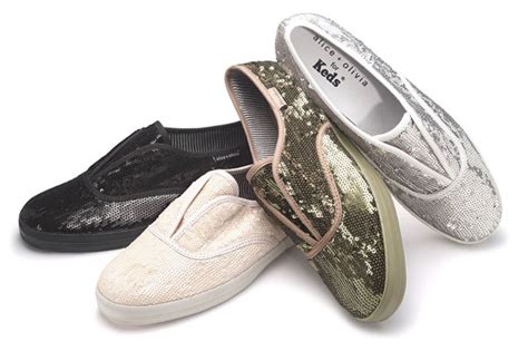 Yea Or Nay Nanette Lepore For Keds At Bloomingdalescom by Sequin Sneakers Gallery