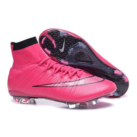 pink football shoes new 2015 nike mercurial superfly 4 fg football cleats