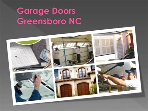 Overhead Door Greensboro Nc Ppt Garage Door Repair Problems And Fixes Powerpoint Presentation Id 7273500