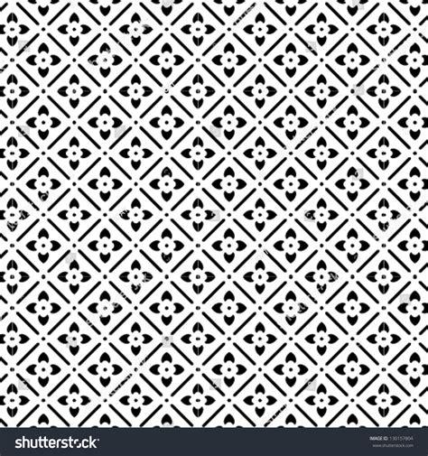 stock pattern w b w elegant vector pattern 130157804 shutterstock