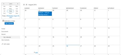 Different Calendars How To Aggregate Various Calendars From Different Data