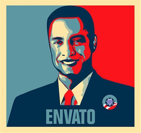 illustrator tutorial obama poster create an inspirational vector political poster
