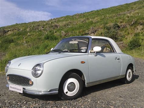 nissan figaro nissan figaro for hire in hawick bookaclassic