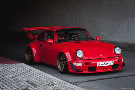 One Russian S Path To A Rwb Porsche 6speedonline
