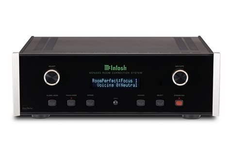 room correction mcintosh men220 room correction system
