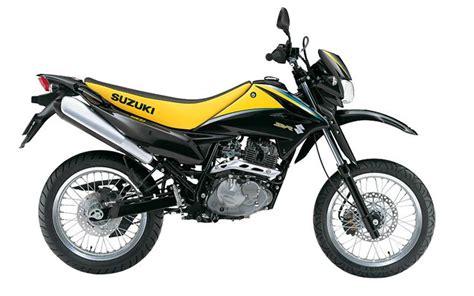 Suzuki Dr 125 Sm Suzuki Dr125sm Model History