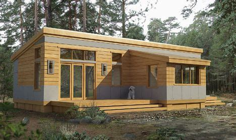 Prefab and Modular Homes: 1 bedroom   Prefabcosm