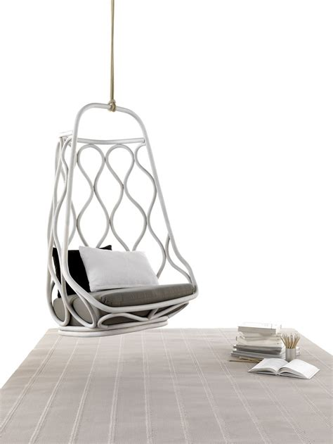 hanging rattan swing chair hanging chair designshell