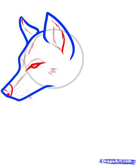 easy tattoo drawing step by step how to draw a wolf tattoo wolf tattoo step by step