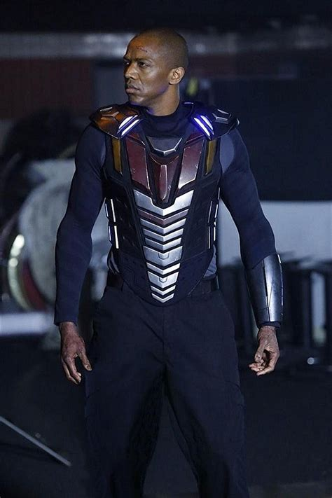 titus welliver marvel agents of shield deathlok looks closer to comics on agents of s h i e l d