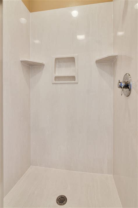 cultured marble bathtub surround prairieville cultured marble shower surround traditional