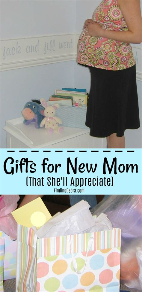 gifts for new moms gifts for new mom that she ll appreciate finding debra