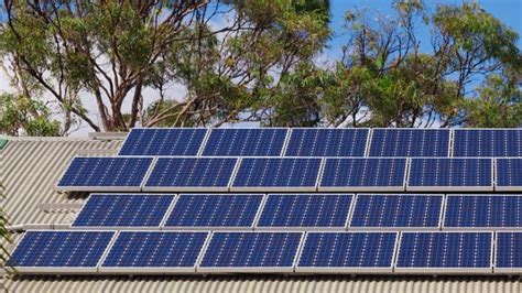where can you put solar panels can now tell you if it is feasible to install solar