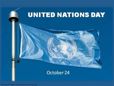 United Nations Nation 24 by 45 Happy United Nations Day Greeting Pictures And Images