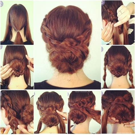 simple hairstyles easy to make easy messy bun hairstyles google search hair styles