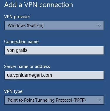 windows 10 built in tutorial cara membuat vpn di windows 10 tutorial windows