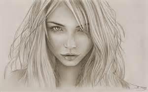 drawing gambar gambar wanita sketsa xdnadea