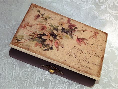 decoupage jewelry box ideas 75 best images about prayer boxes on cheap