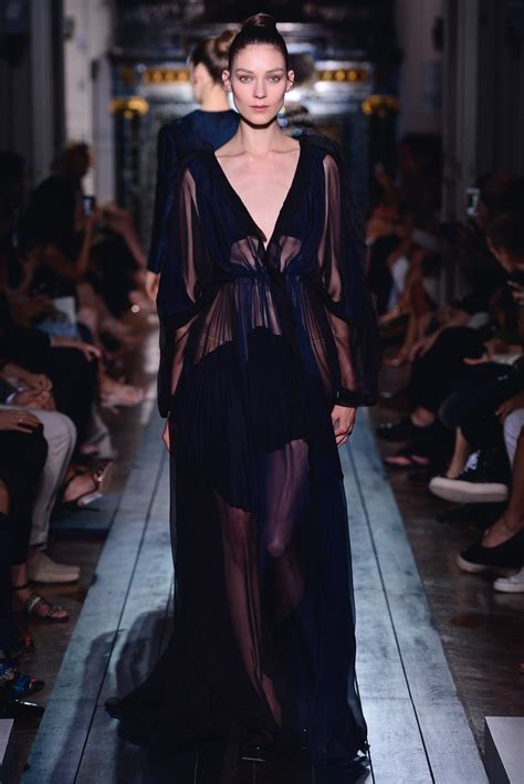 Who Wore It Better Couture Chiffon Ruffle Dress by 47 Best Haute Couture Fw 12 13 Images On Fall