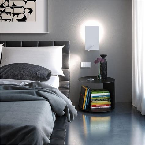 swing arm wall l bedroom bedside reading lights