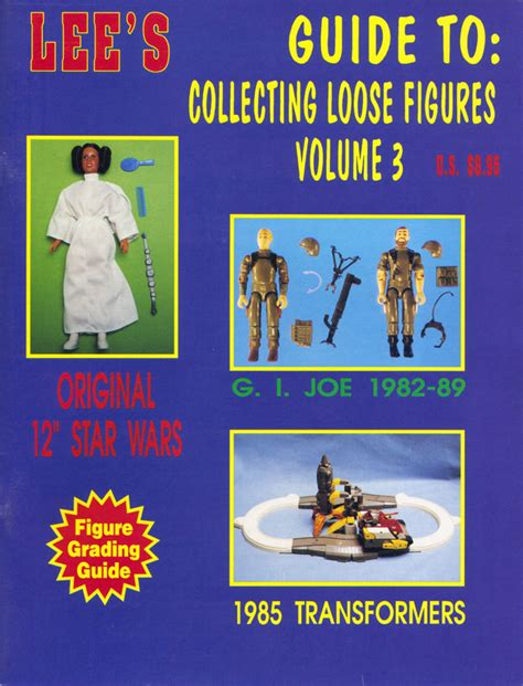 complete guide to sts collecting books yojoe s guide to collecting figures volume 3
