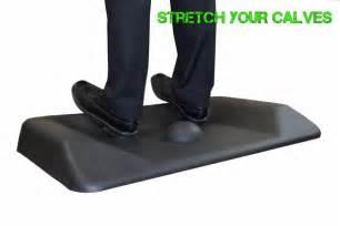 active desk mat non flat anti fatigue mat standing