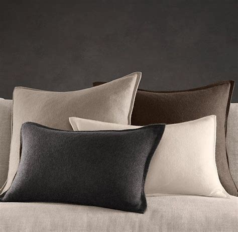 Restoration Hardware Throw Pillows by 1000 Ideas About Throw Pillow Covers On