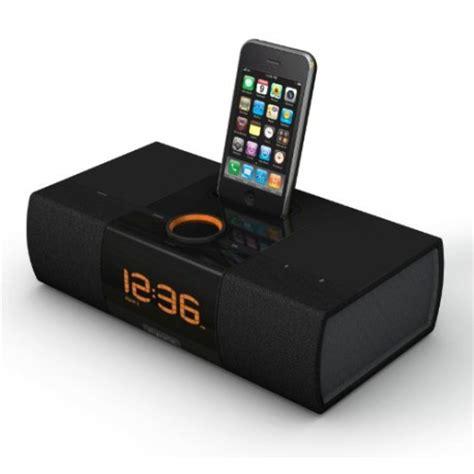 clock radio  ipod  iphone xtrememac luna sst bedside