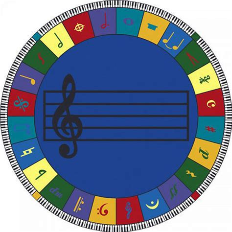 Music Rug For Classroom Roselawnlutheran Rug Song