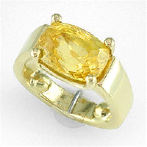 yellow sapphire pukhraj yellow topaz 226 gemstone birth