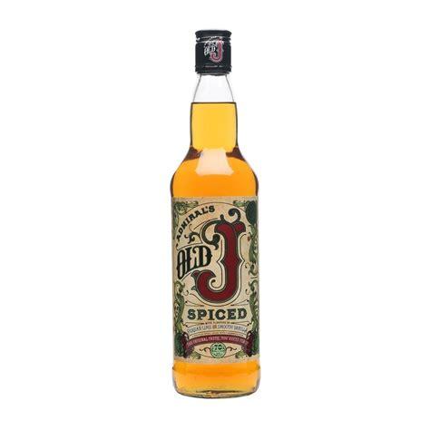 spiced rum admiral vernons j spiced rum 70cl drinksupermarket