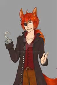 Foxy the pirate fox by nantelison on deviantart