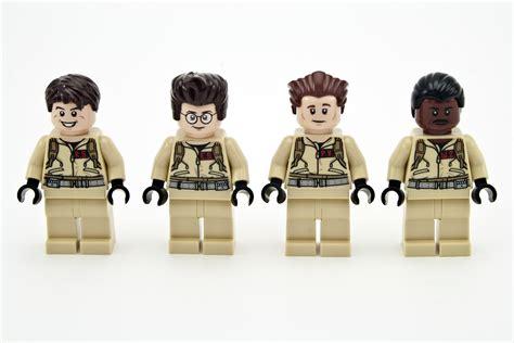 Lego Ghostbuster Minifigures Set Team The image gallery lego minifigures ghostbusters