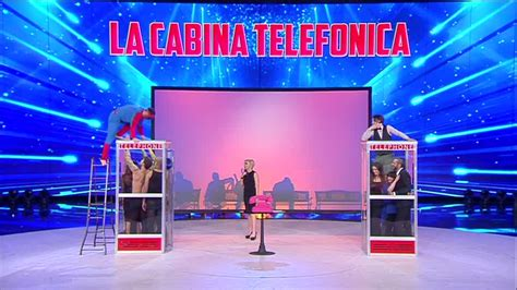 una cabina telefonica cabina telefonica