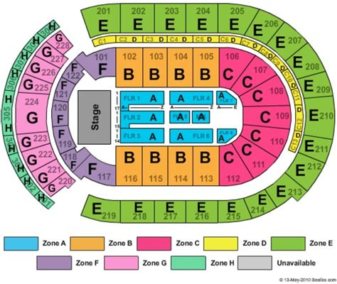 nationwide blue jackets seating chart nationwide arena tickets in columbus ohio nationwide