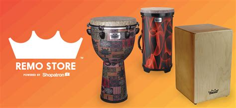 rhythm pal drum homepage remo