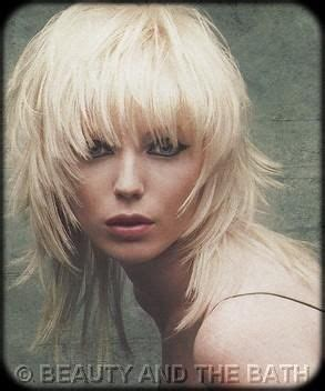 cutting my hair this weekend and thinking of a shag style