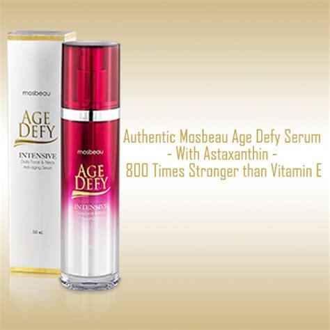 Serum Rd authentic mosbeau age defy serum with astaxanthin 800
