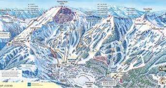 northern california ski resorts map kirkwood