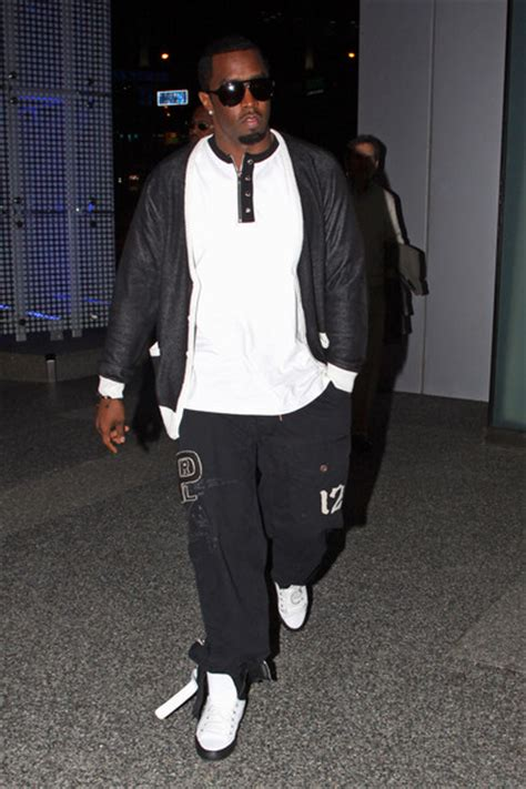 p diddy house p diddy leaves soho house zimbio