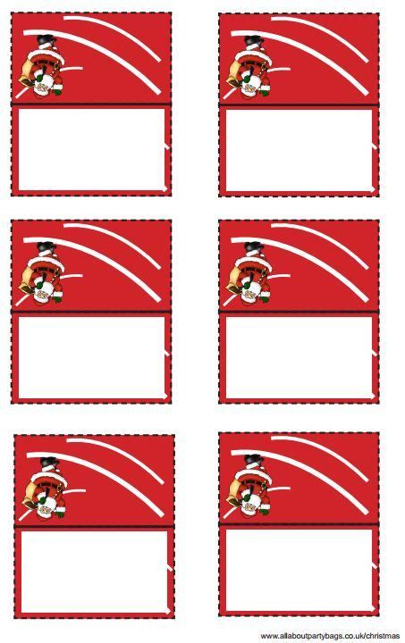 printable christmas place cards uk 1000 images about free christmas printables on pinterest