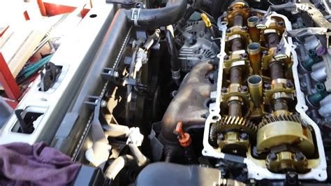 how cars engines work 2002 toyota avalon head up display toyota avalon valve cover gasket replacement youtube