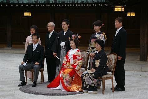 Hochzeit Japan by Traditionelle Hochzeit In Japan Bild Foto L