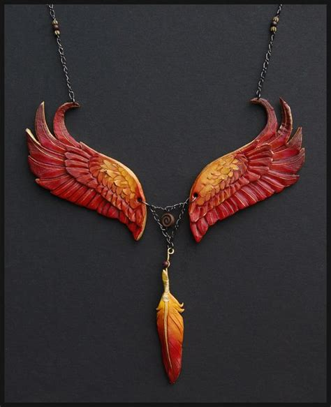 acrylic paint jewellery necklace brenda lyons eternal leather