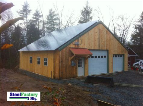 steel building cabin february 2015 marskal