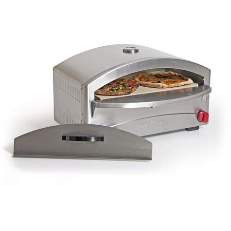 Oven Pizza Gas c chef italia artisan portable propane gas pizza oven