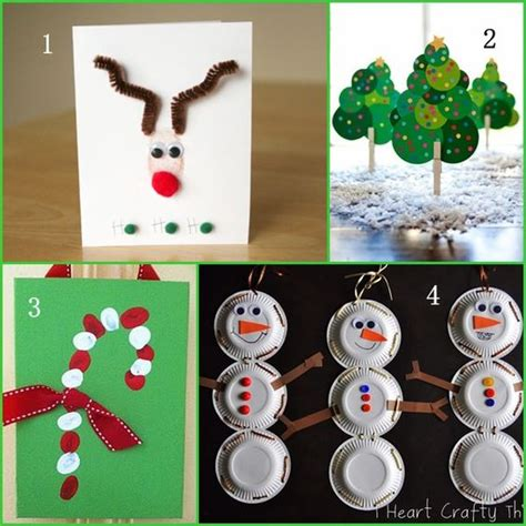 reindeer christmas crafts for preschoolers and candy